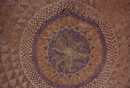 naniglio gioiosa jonica. mosaico