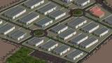 un rendering dell'area pip (dal sito del comune di cinquefrondi)