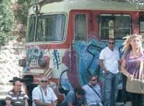 lavoratori delle ferrovie calabresi in sciopero