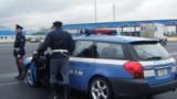 volante polizia in autostrada-2