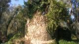 cappella di Sant'Elia - abside vista da est