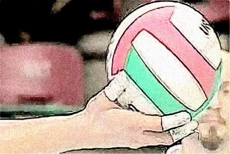 pp pallone pallavolo