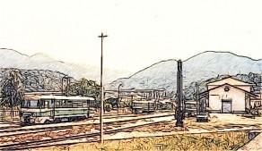 stazione cinquefrondi coloratat