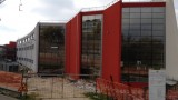 il nuovo edificio scolastico