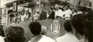 comizio pci rc 1970