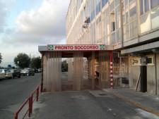 pronto soccorso dell'ospedale di polistena
