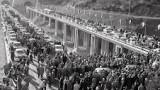 Inaugurazione tratto Autostrada