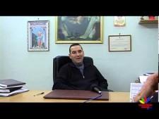 """Intervista a Don Emanuele Leuzzi. """"Gesù, torna a Natale nella nostra vita a dare pace e serenità"""" Video"""