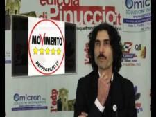 Speciale Elezioni 2013. Interviste ai candidati. Giuseppe Auddino, in lista con M5S Video