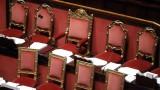 Senato - legge finanziaria