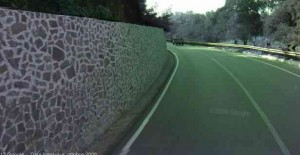 curva mirello (foto google earth)