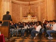 orchestra flauti taurianova