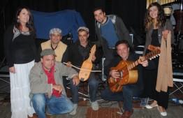 notte battente gruppo musicale