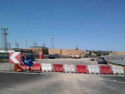 lavori svincolo rosarno autostrada