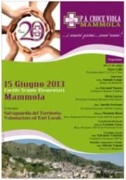 manifesto ventennale croce viola 2013