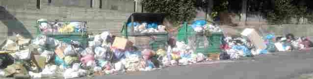 taurianova rifiuti