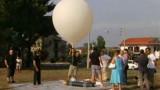 lancio sonda horus