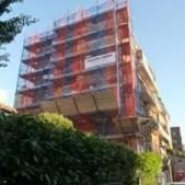 cantiere ristrutturazione edilizia