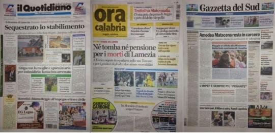 giornali 15092013