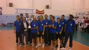 premiazione pallavolo torneo regioni