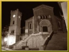 chiesa matrice cinquefrondi