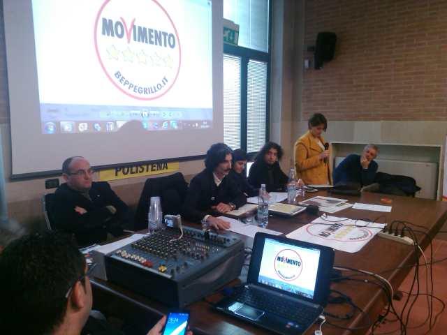 Polistena i parlamentari calabresi del movimento cinque for Parlamentari calabresi