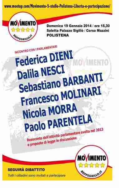 Politica domenica alle 15 30 i parlamentari calabresi del for Parlamentari calabresi
