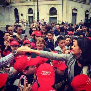 foto Jerace-Boldrini Roma 11.05 scuola polistena