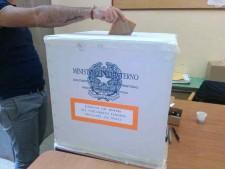 urna elettorale elezioni europee 2014