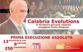 CALABRIA EVOLUTION AMA CALABRIA