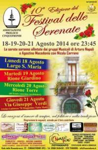festival delle serenate 2014 edizione 10