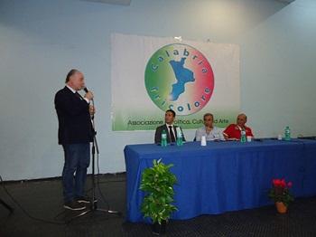 gasparri a CINQUEfRONDI - Un momento dell'iniziativa 2014