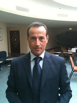 Il presidente provinciale Domenico Panuccio