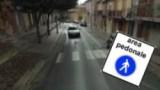 ISOLA PEDONALE VIA Veneto