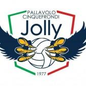 jolly cinquefrondi pallavolo nuovo logo