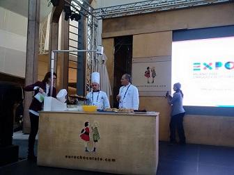 Foto la Mamertina ad Expo