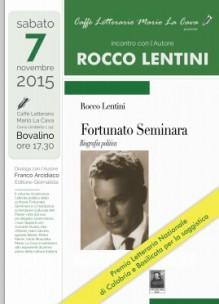 ROCCO LENTINI FORTUNATO SEMINARA