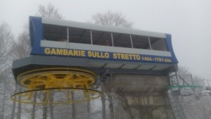 nuovo impianto di risalita Gambarie sullo_Stretto