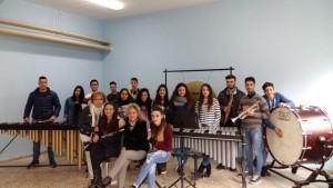 Studenti Musicale Albanese e Nicolosi-