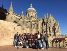 Gli studenti in Spagna-
