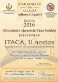 ITACA-il Nostos locaandina