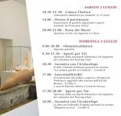 festa dei musei programma-