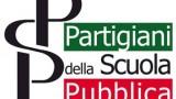 logo partigiani della scuola pubblica
