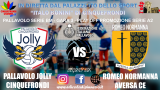 GRAFICA jolly vs aversa gara 3