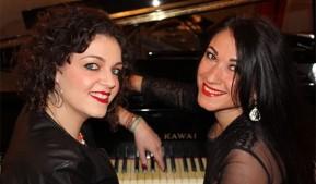 Maria Tramontana e  Tatiana Belekanic